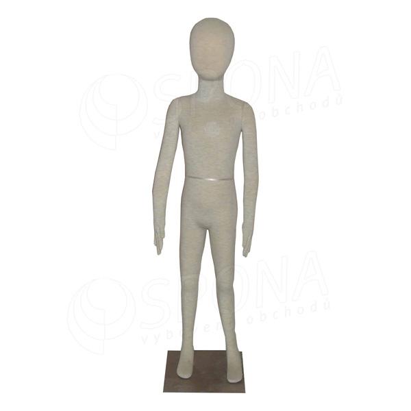 Figurína dětská FLEXI 07, 7 let