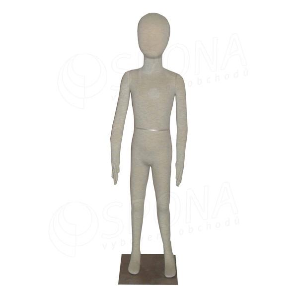 Figurína dětská FLEXI 08, 8 let