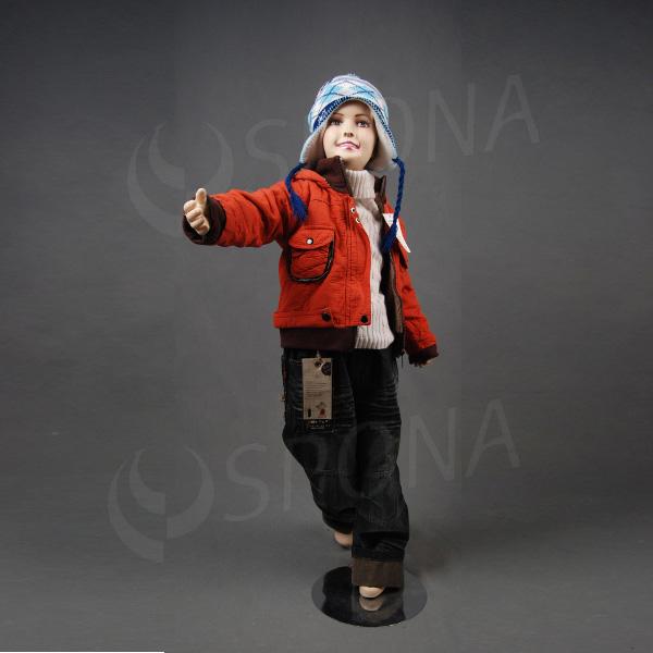 Figurína dětská Portobelle 037