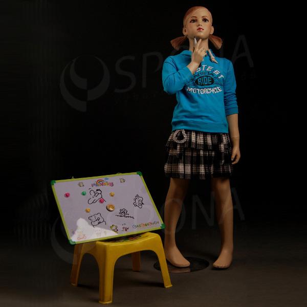 Figurína dětská Portobelle 038