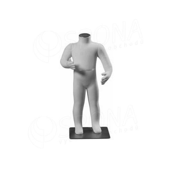 Figurína dětská SOFTY 01 polohovací, 1 rok