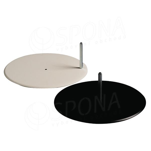 Podstavec FLEXIBLE kovový, černý, průměr 400 mm