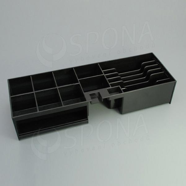 Pokladní insert do pokladny FLIP TOP, 6B/8M, plast