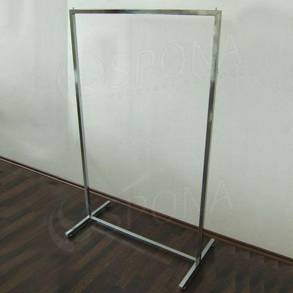 Štendr BANKO 120 cm, pevný, chrom