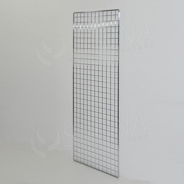 SÍŤ 5 mříž 1, rozměr 150 x 60 cm, chrom
