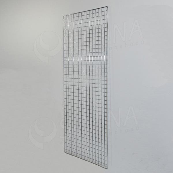 SÍŤ 5 mříž 1, rozměr 200 x 80 cm, chrom