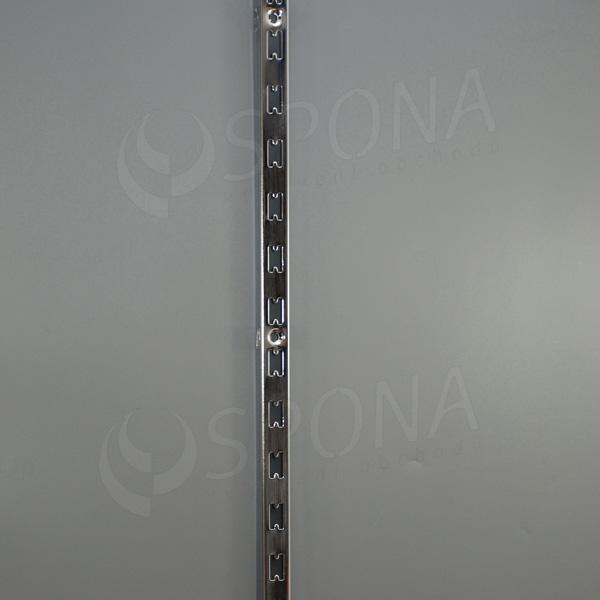 VARIANT stojina na stěnu motýl, 25x30 mm, délka 2400 mm, chrom
