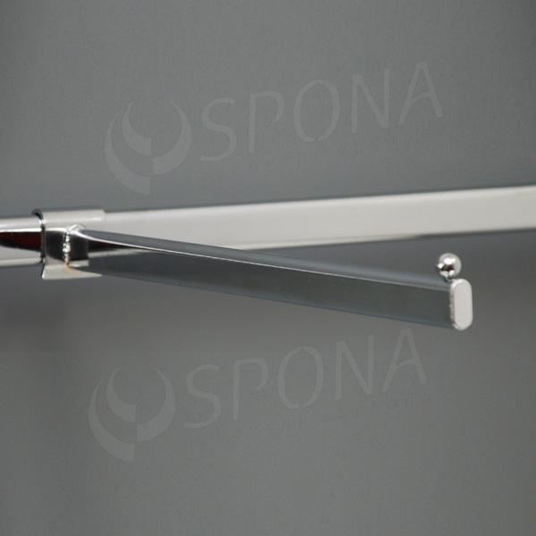VARIANT rovné rameno, délka 500 mm, chrom
