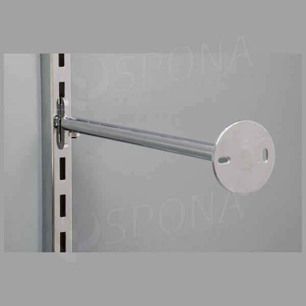 VARIANT držák stojiny na zeď, délka 200-350 mm, chrom