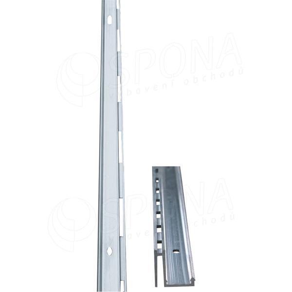 ALIAS stojina mono L na zeď, 2400 mm, hliník