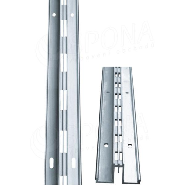 ALIAS stojina dvojitá na zeď, 2400 mm, hliník