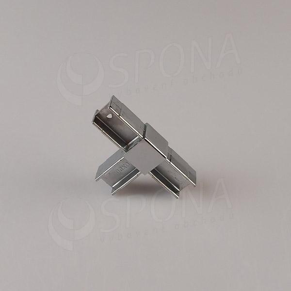 PRIMO 20 spojka třícestná T, chrom