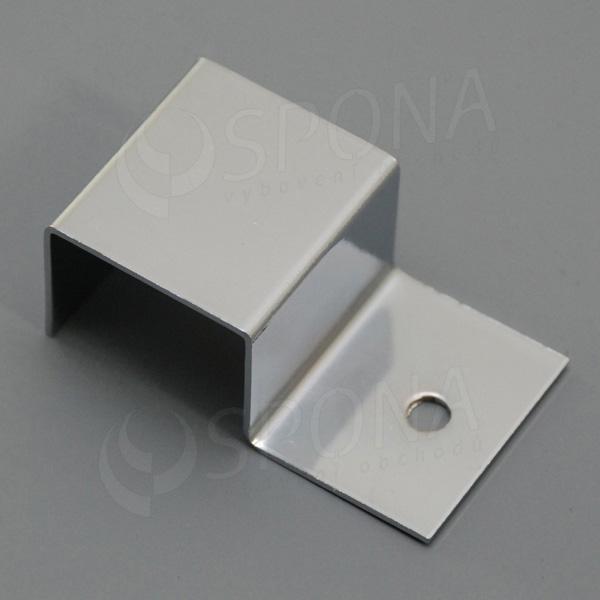 PRIMO 25 držák lamina jednostranný do tloušťky 20 mm, chrom