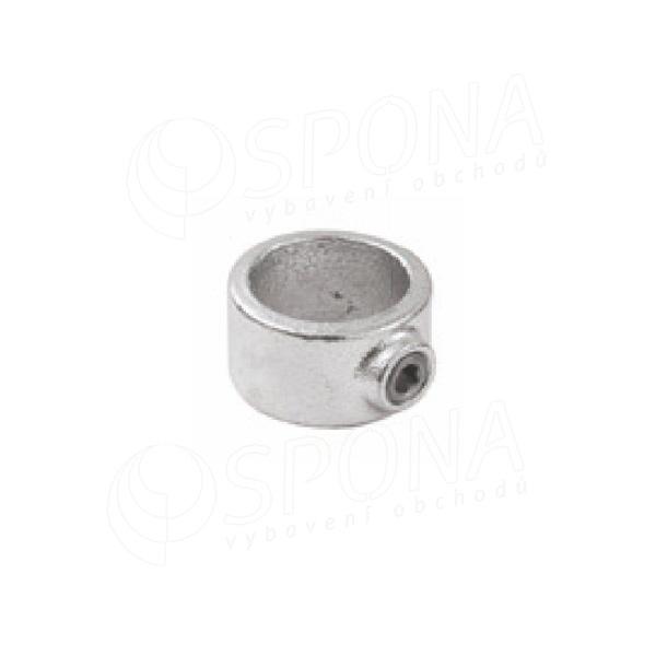 IDROSHOP 35179, pojistný kroužek pro trubku 35 mm, pozink
