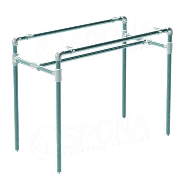 IDROSHOP KIT 6, základna stolu 1200 x 600 x 900 mm, pozink