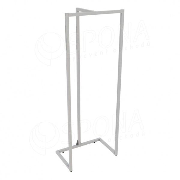 TRIPLO 9370 rám stojanu, šířka 67 cm, výška 180 cm, matná bílá