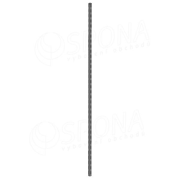 PANORAMA 105B, kulatá stojina průměr 30 mm, výška 1800 mm, chrom