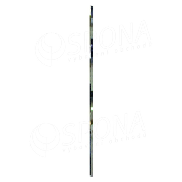 PANORAMA 106, hranatá stojina 25 x 25 mm, výška 1800, chrom