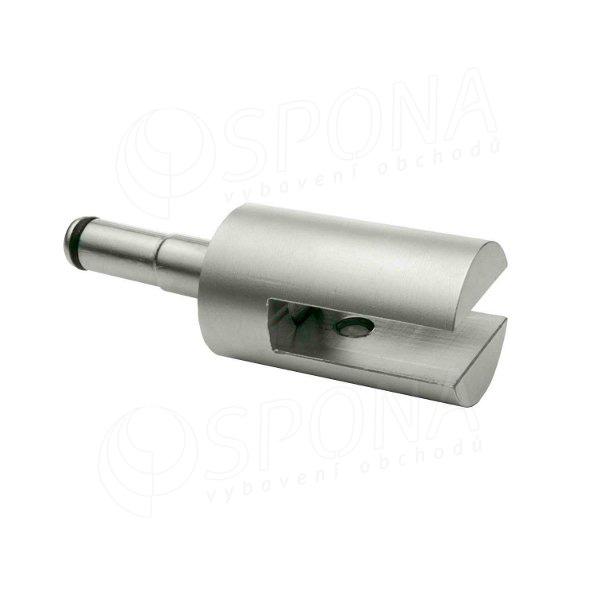 SLOTTY 30 držák skleněné police 8 mm, satin