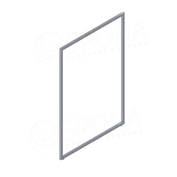 QUEEN rám štendru 92,5 x 142 cm, satin