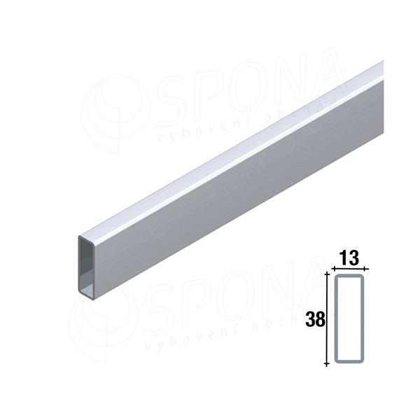ARKSYS profil 38 x 13 mm, délka 1000 mm, satin