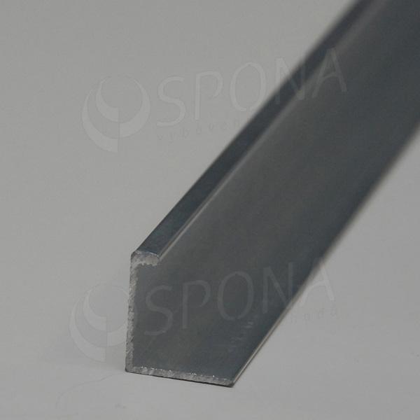 SLAT profil - koncová lišta 250 cm, hliník