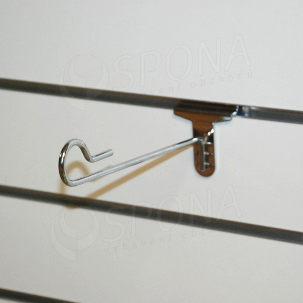 SLAT háček TOP - Bijou 200 mm, chrom