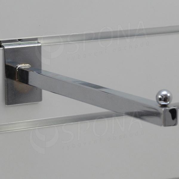 SLAT rovné rameno PROMO, délka 300 mm, chrom