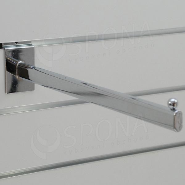 SLAT rovné rameno 400 mm, chrom