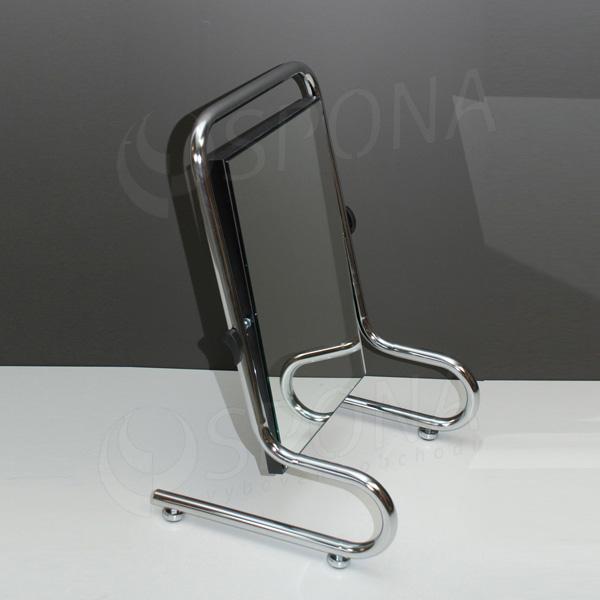 Zrcadlo na boty - nízké 400 x 600 mm