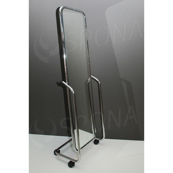 Zrcadlo výklopné pojízdné 450 x 1500 mm