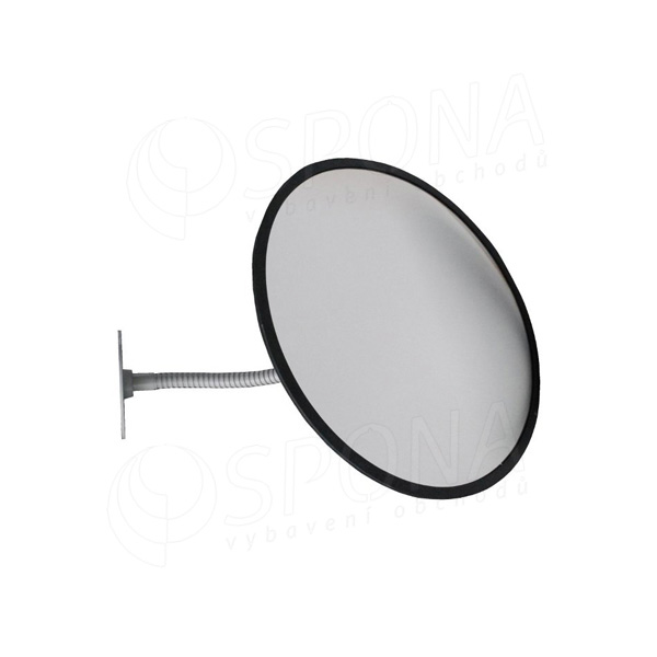 Zrcadlo kontrolní, průměr 400 mm, parabolické