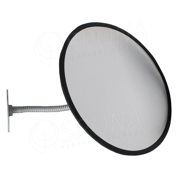 Zrcadlo kontrolní, průměr 700 mm, parabolické