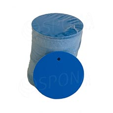 Visačky DREAMER Kruh 45 mm, modré, 180 ks