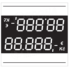 Cenovky 5837, 100 ks