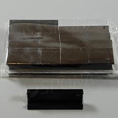 Cenovky Q 6, 8 x 12 mm, náhradní stojánek, 20 ks