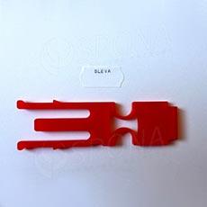 """Razítko """"SLEVA"""" pro etiketovací kleště MOTEX 2612 NEW"""
