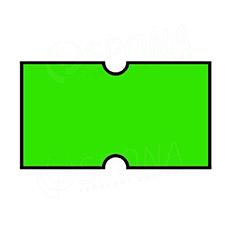 Etikety do kleští, COLA-PLY 22 x 12 mm, zelené