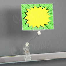 MEMO držák 100 mm, skřipec do max. průměru 25 mm