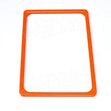 PLAKÁT rám 100, A4, oranžový