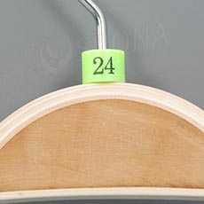 Minireitery 24, 25 ks, zelené