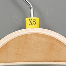 Minireitery XS, 25 ks, žluté