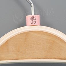 Minireitery kalhotkové, 46/95, 25 ks, růžové