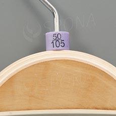 Minireitery kalhotkové, 50/105, 25 ks, fialové