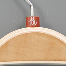 Minireitery podprsenkové, B/100, 25 ks, hnědé