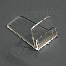 Stojánek C, transparentní