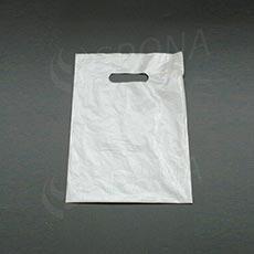 Taška LDPE 25 x 35 cm, bílá