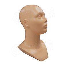 Hlava DITA plastová, tělová