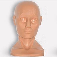 Hlava LEO plastová, tělová