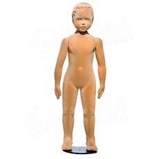 Figurína dětská FLEXIBLE 4 - 5 let, prolis, tělová, flok, bez podstavce